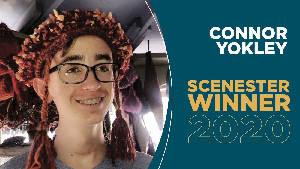 Connor Yokley Scenesters 2020 student playwriting