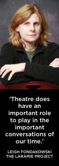 Leigh Fondakowski quote