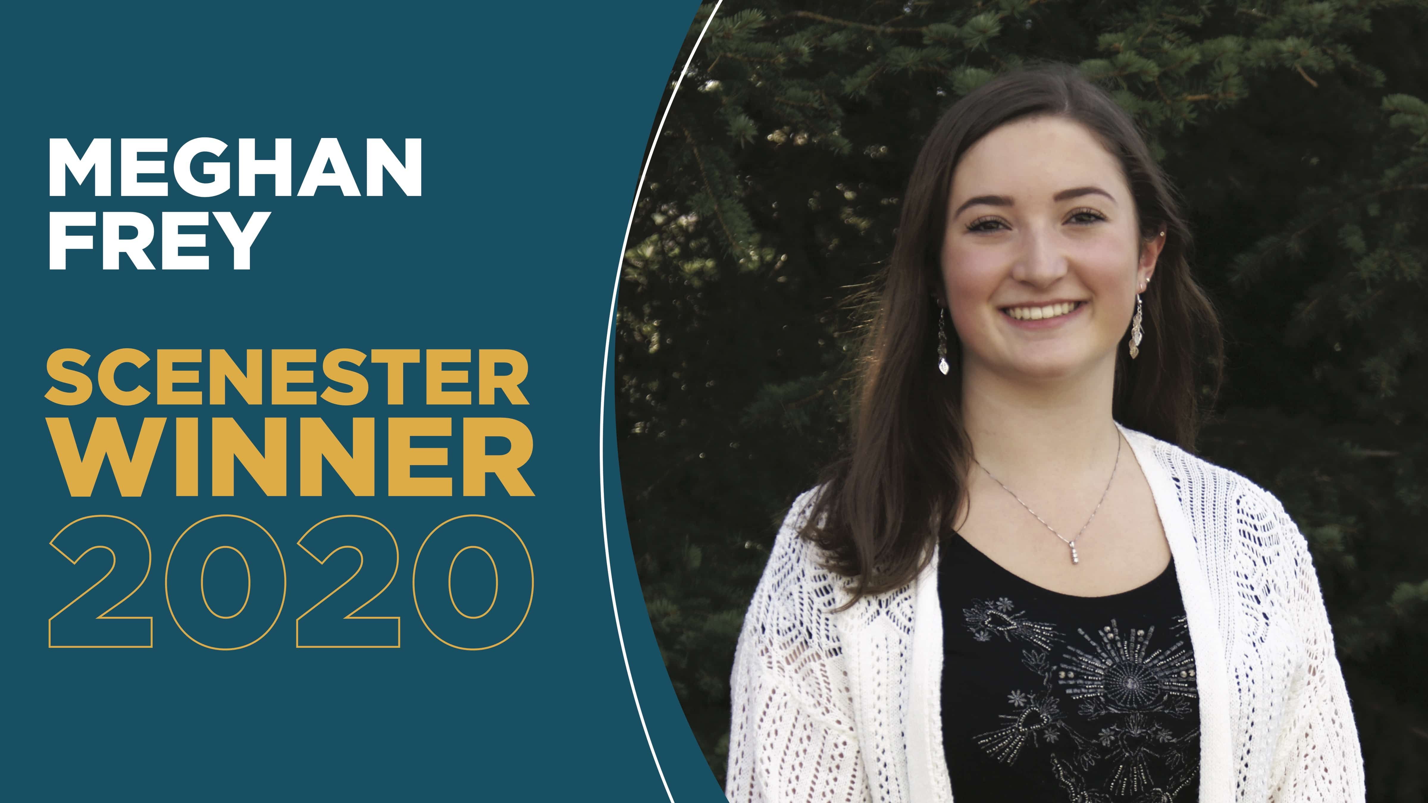 Meghan Frey 2020 Scenesters Student Playwriting
