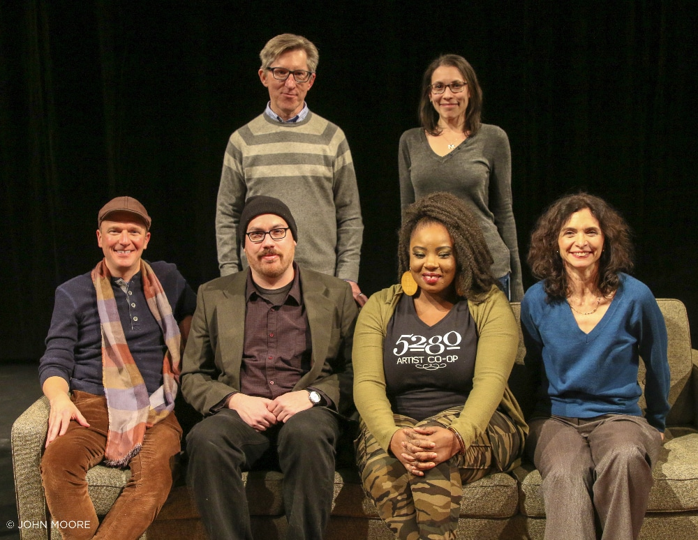Playwrights Group. Photo by John Moore.