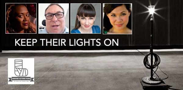 Denver Actors Fund, COVID19,