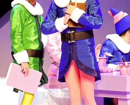 Hermey and Boss Elf
