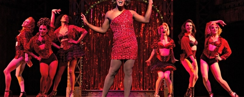 Kinky Boots, which visited Denver as a national touring production in 2017, will be produced by the Arvada Center to open next season.