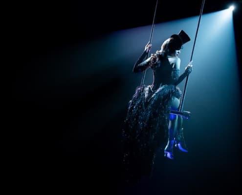 Karen Olivo as Satine. © Matthew Murphy, 2019