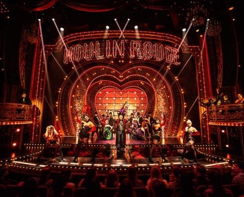Moulin Rouge Broadway. © Matthew Murphy, 2019