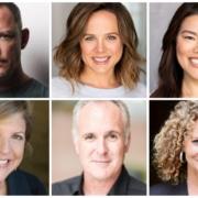 Matthew Lillard, Lenne Klingaman, Desiree Mee Jung, Cathy Reinking, Sam Gregory and Michele Lowe.