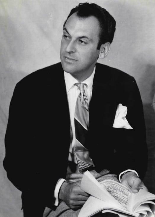 Moss Hart in 1940.