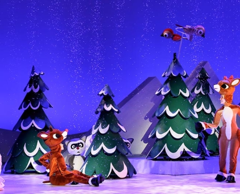Rudolph and Clarice 2