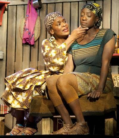 DCPA Theatre Company's 2011 production of 'Ruined.'