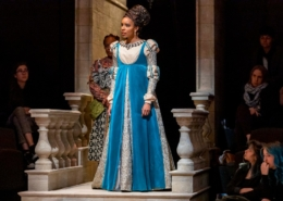 Krystel Lucas as Olivia in TWELFTH NIGHT_ Photos by Adams VisCom