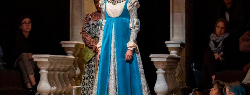 Krystel Lucas as Olivia in TWELFTH NIGHT_ Photos by Adams VisCom