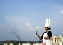 1 - Smog Meringues - Center for Genomic Gastronomy