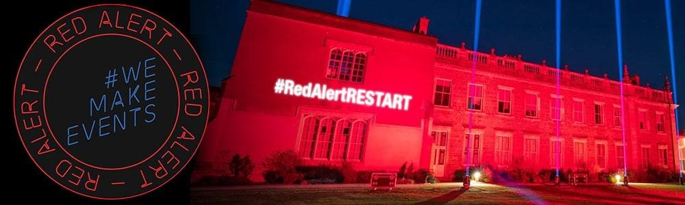 #RedAlertRESTART