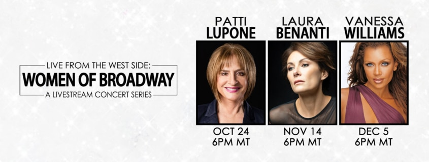 Live from the West Side: Women of Broadway