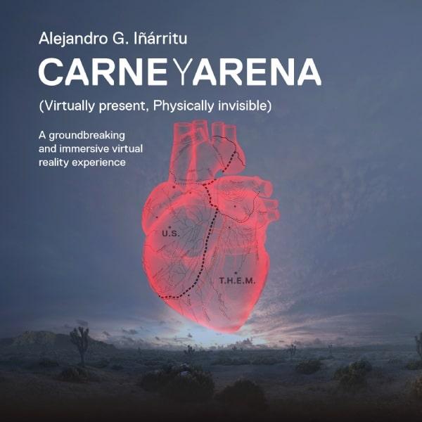 CARNE y ARENA