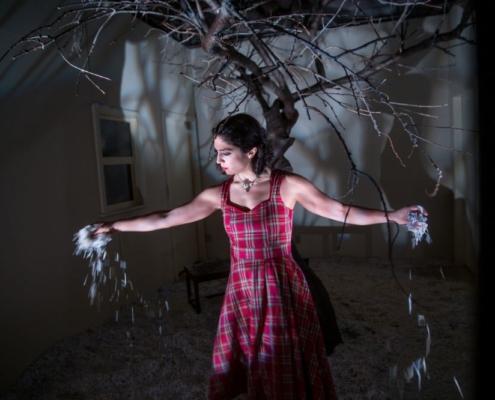Lia Bonfilio in Sweet & Lucky. Photo by Adams VisCom.