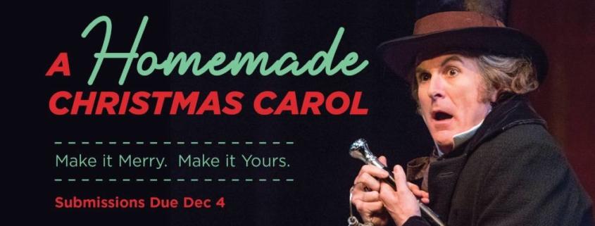A Homemade Christmas Carol